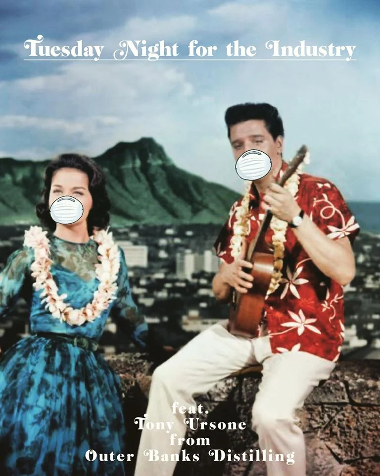 2020-07-21 - Tuesday Night for the Industry at Killjoy