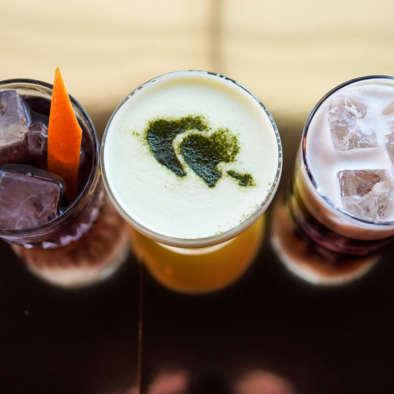 Downtown Raleigh Cocktails and Small Plates at Killjoy Cocktail