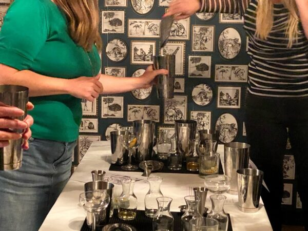 Killjoy Cocktail Classes in Downtown Raleigh