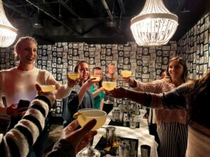 Killjoy Cocktail Classes in Downtown Raleigh Cheers