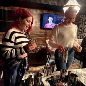 Killjoy Cocktail Classes in Downtown Raleigh hosted by Nicole Gubitosi