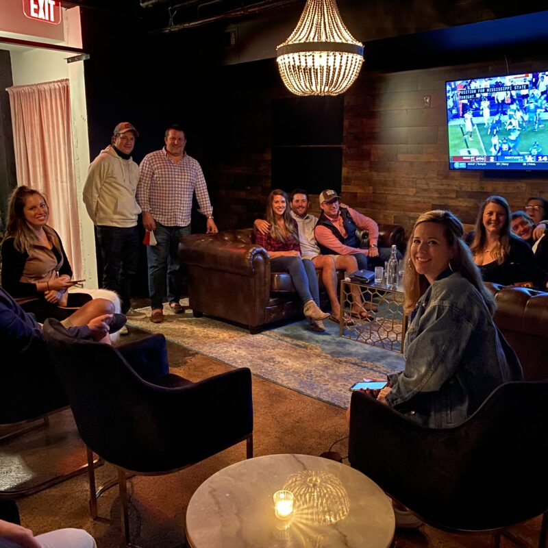 Host a Private Event at Killjoy in Raleigh, NC