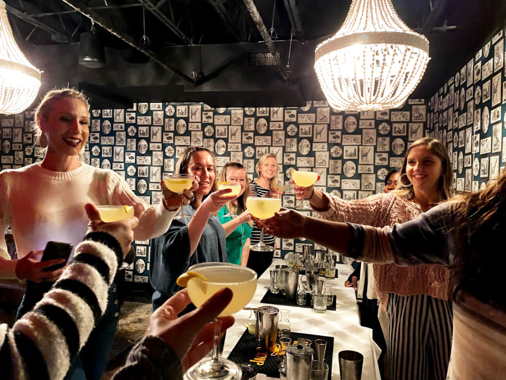 Killjoy Girls Night Out and Wednesday Cocktail Classes