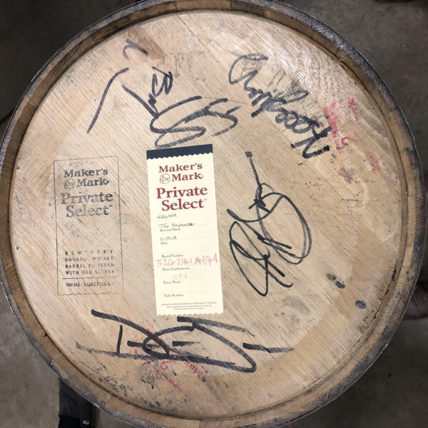 2020-11 - Killjoy and The Haymaker Private Select Barrel