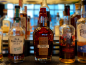 Makers Mark Private Select Barrel at The Haymaker and Killjoy