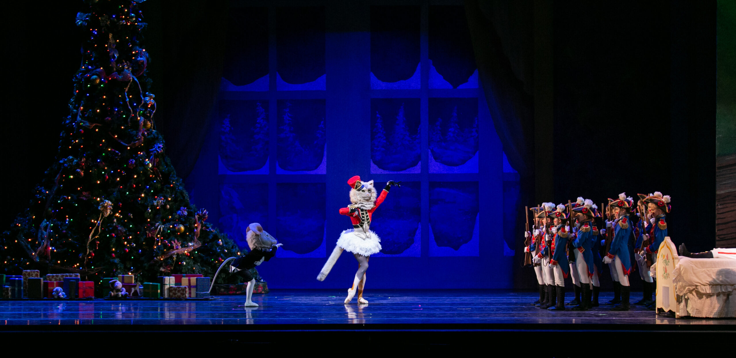 The Carolina Ballet's The Nutcracker