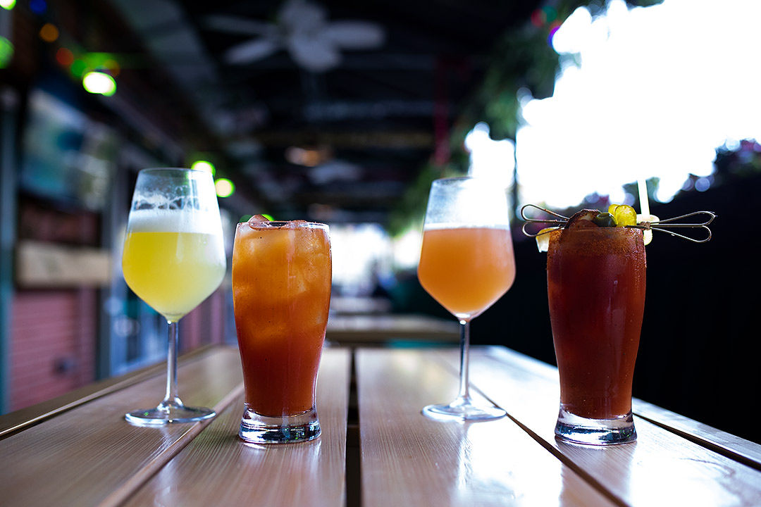 Killjoy Cocktail Bar Downtown Raleigh - November 2020 - Photos by Em - Sunday Drink Specials