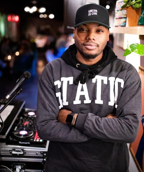 DJ Kevv at Killjoy Cocktail Every Friday Night