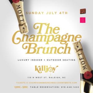 July 2021 Brunch at Killjoy